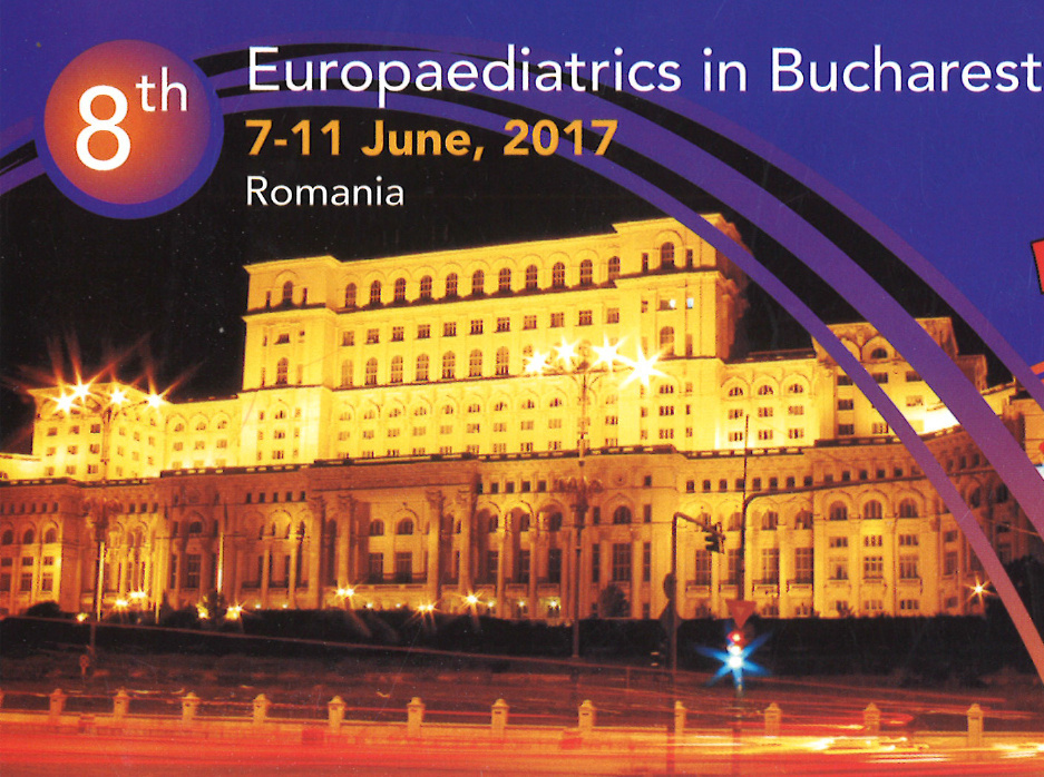 8th Europaediatrics in Bucharest